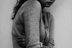 """""""Bis vor wenigen Monaten träumte ich davon, meine Werke auszustellen und Fotobücher mit Selbstporträts zu veröffentlichen. Dieser Traum zerplatzte nach meinem Selbstmordversuch. Ich bin nicht stolz darauf, aber es machte mich zu dem Menschen, der ich heute bin. Ich möchte diesen echten Teil von mir zeigen."""""""