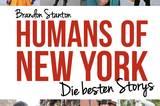 """Das Buch """"Humans of New York. Die besten Storys"""" ist im Riva-Verlag erschienen (432 Seiten 19,99 Euro)."""