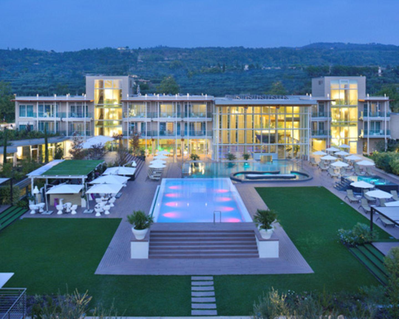 4) Entspannen im Aqualux Hotel Spa Suite & Terme Bardolino