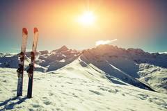 4) Die Alpengletscher