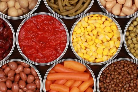 11 Lebensmittel, die sich lange halten