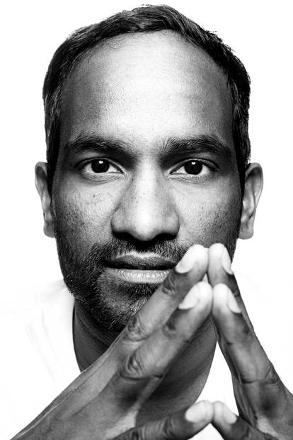 Umes Arunagirinatha, 37, Arzt