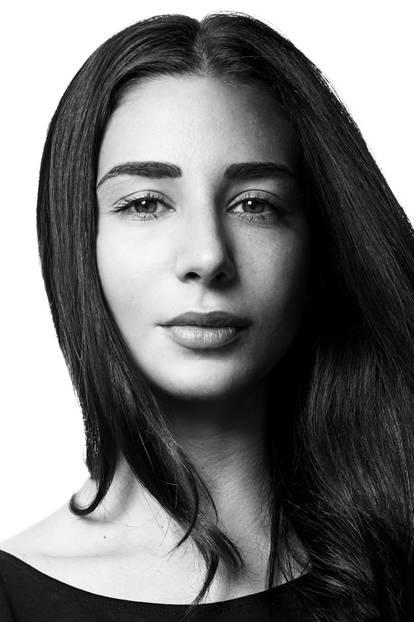 Mariam Noori, 28, Autorin