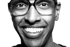 Amiaz Habtu, 38, Moderator und Musiker