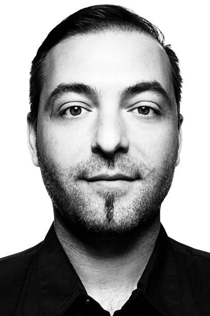 Yashar Mokhtary, 35, Gastronom und Caterer