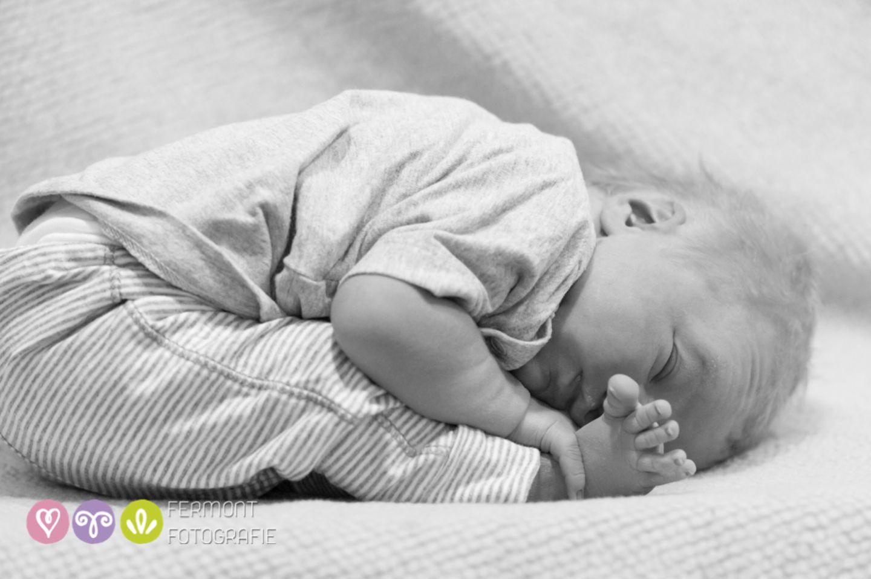 Eigentlich wollte Marry Fermont selbst Hebamme werden, doch noch während der Ausbildung entschied sie sich für die Geburtsfotografie.