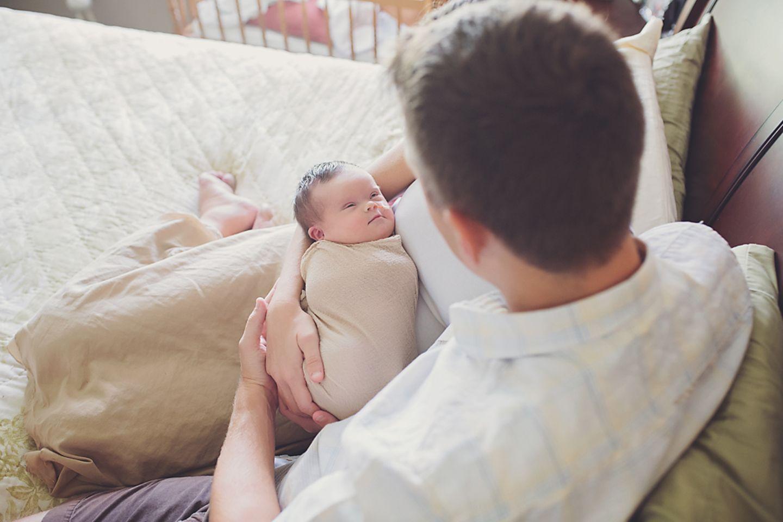 """Todkrankes Baby - """"Wir werden sie in jedem Moment lieben, den wir mit ihr bekommen."""""""