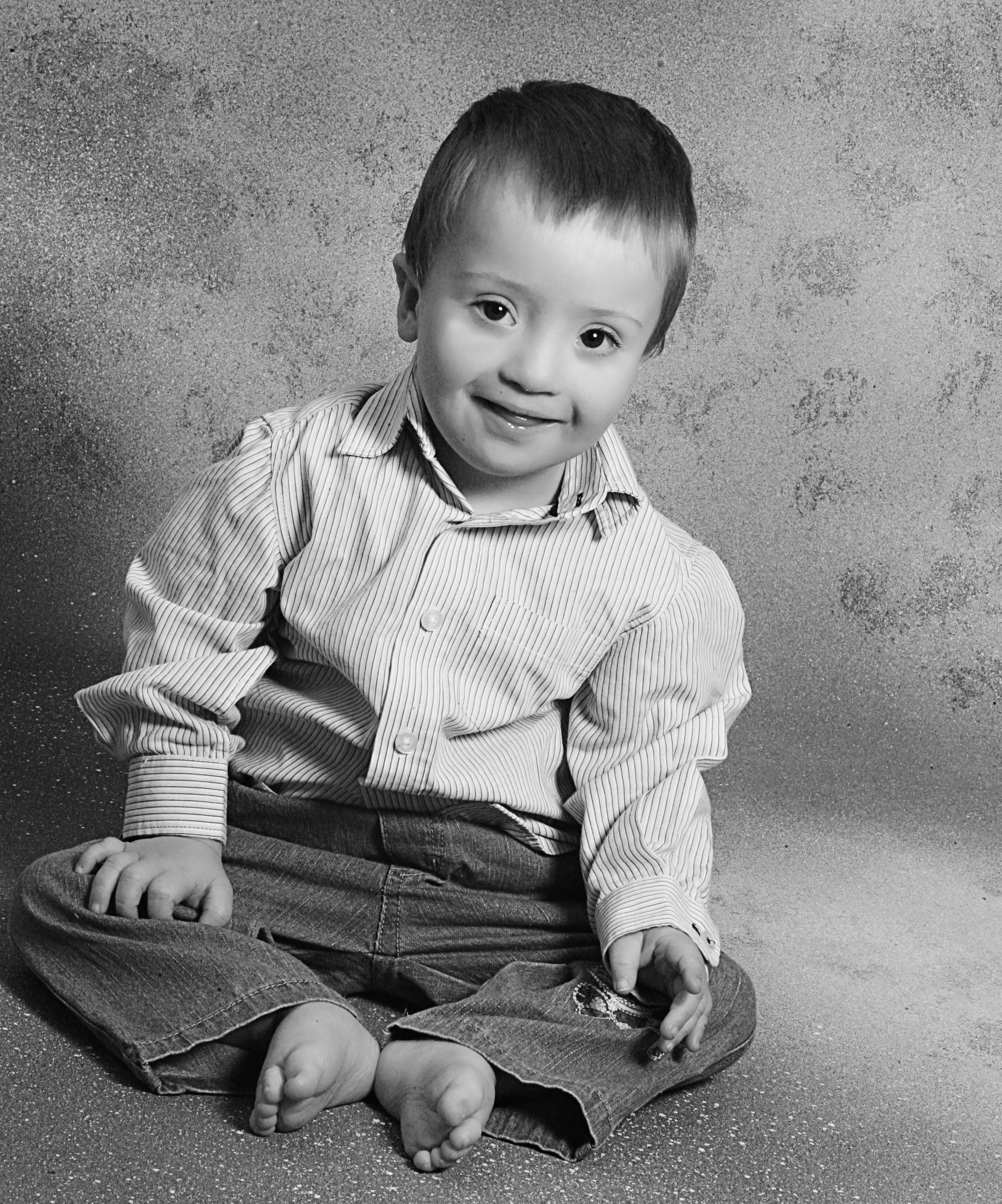 Fotoprojekt: Menschen mit Down-Syndrom: Glück kennt keine Behinderung