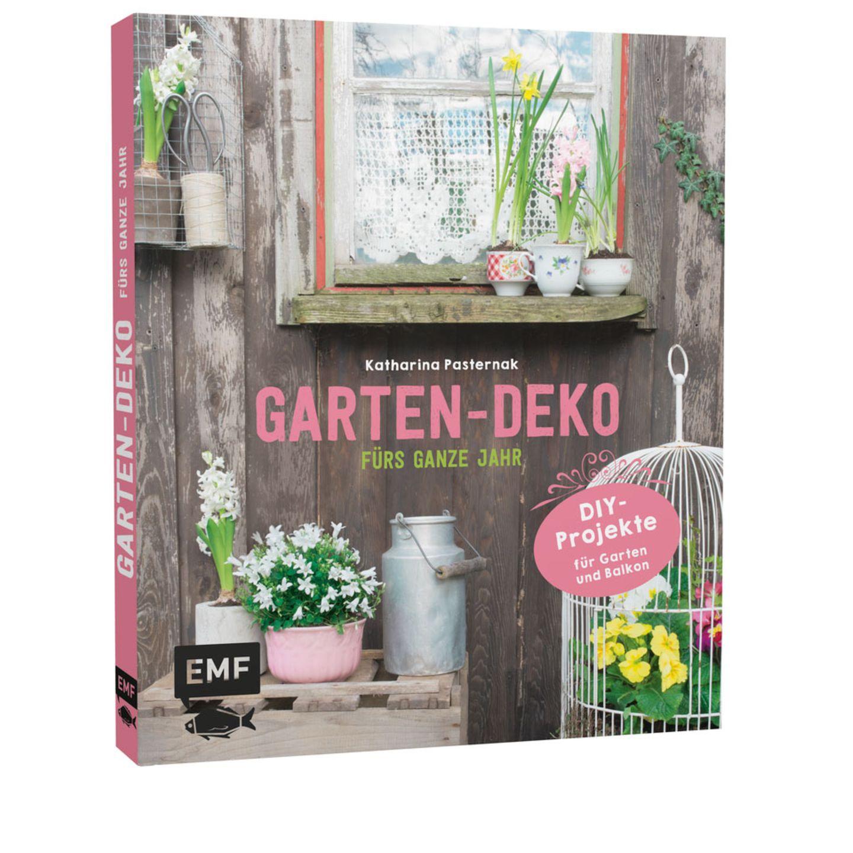 Garten-Deko fürs ganze Jahr