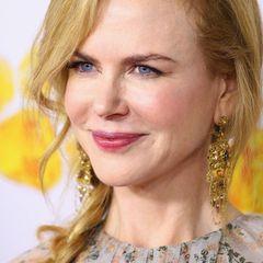 Stars mit Flechtfrisuren: Nicole Kidman
