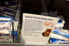 Mogelpackung: dm nimmt Colgate-Zahnpasta aus dem Sortiment