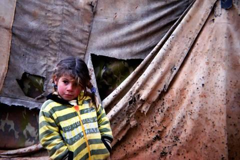 Das Leben im Flüchtlingscamp - aus den Augen von Kindern