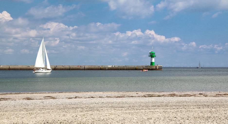 Schleswig-Holstein: Halbinsel Priwall