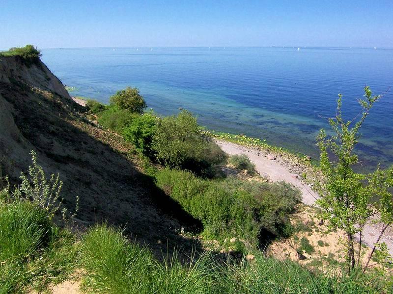 Nordwestmecklenburg: Steilküste Boltenhagen