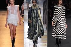 Trend-Kleider im Herbst 2015