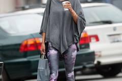 Modetrend: Bunte Leggings