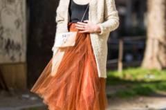 Modetrend: Tüllröcke