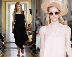 Fashion Week Berlin: Malaika Raiss interpretiert die Mode ihrer Jugend neu