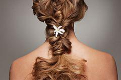 Frisuren für die Hochzeit: Glamourfrisur