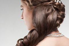 Frisuren für die Hochzeit: Half up Hair