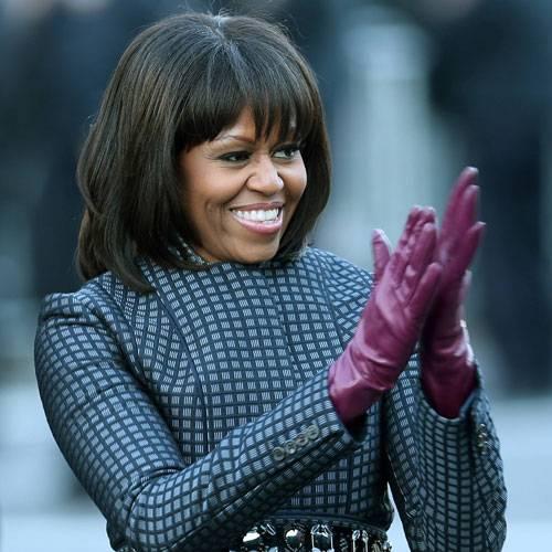 Heute: Michelle Obama