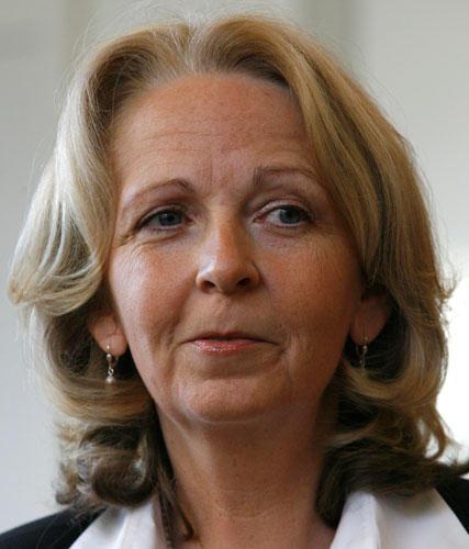 Früher: Hannelore Kraft