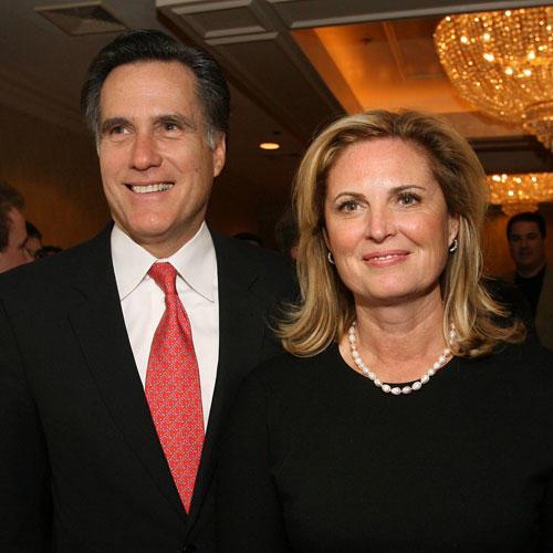 Früher: Ann Romney