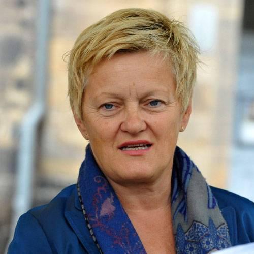 Heute: Renate Künast