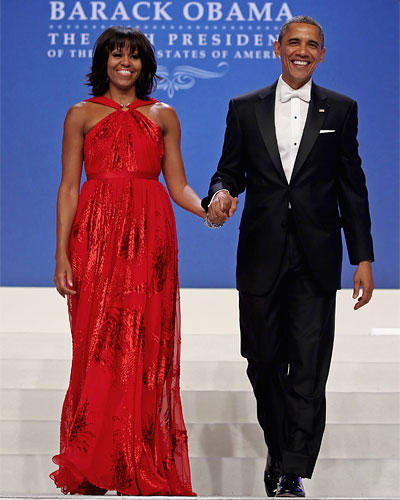 Michelle Obama: die Looks der First Lady