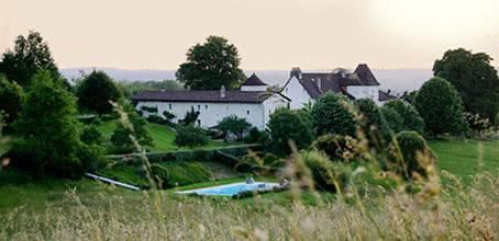 Frankreich, Périgord: Chateau de la Glaudie