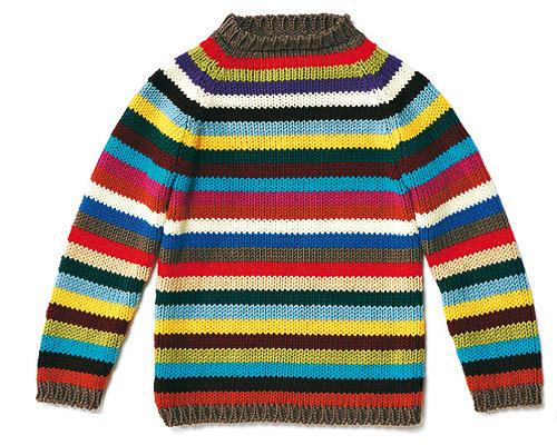 Strickmuster Kinder Pullover | My blog