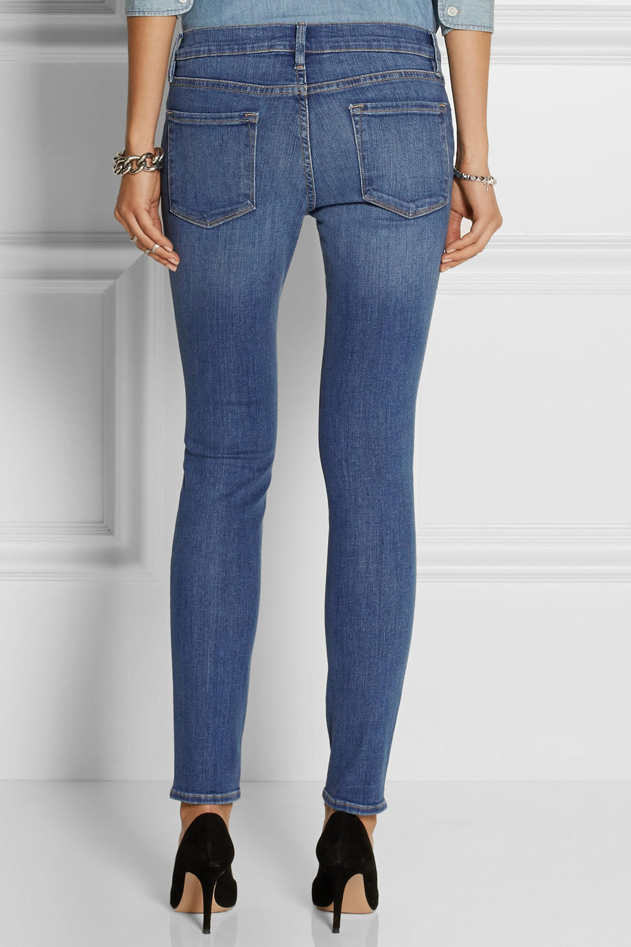 Perfekter Po dank Jeans: Kleiner, grer oder knackiger