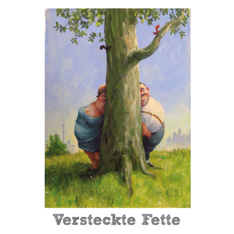 """1. Preis: Rudi Hurzlmeier """"Versteckte Fette"""""""