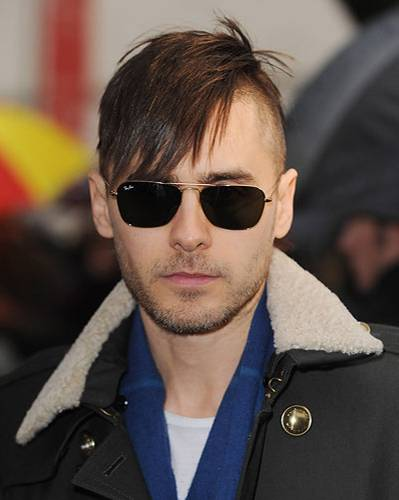 Undercut-Frisuren: Jared Leto
