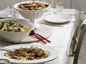 Pasta für Gäste: Einfach beeindruckend!