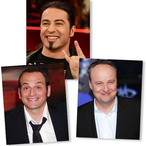 Beste Komiker - die Nominierten: