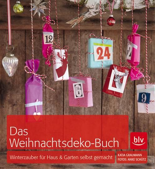 blv das Weihnachtsdeko-Buch