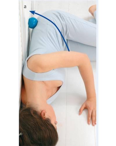 alternative therapien die effektivste bung f r die brustwirbels ule. Black Bedroom Furniture Sets. Home Design Ideas