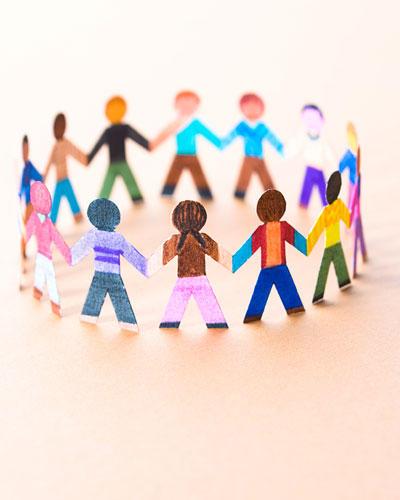 Die neuen Community-Gruppen: Platz für jedes Thema