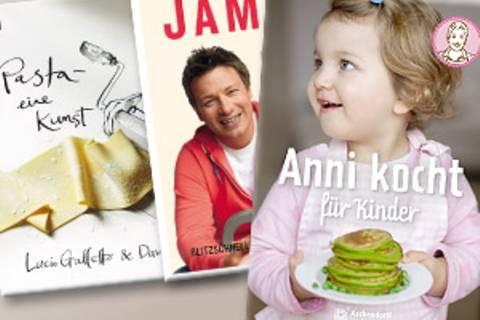 Neue Kochbücher: Lesen und genießen