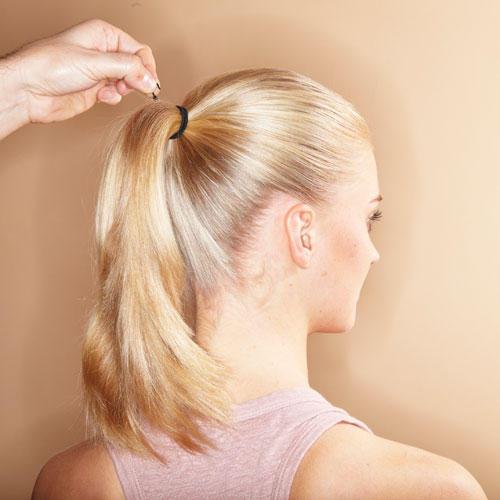 Mittellange Haare Schnell Hochstecken Haarschnitte Beliebt In Europa