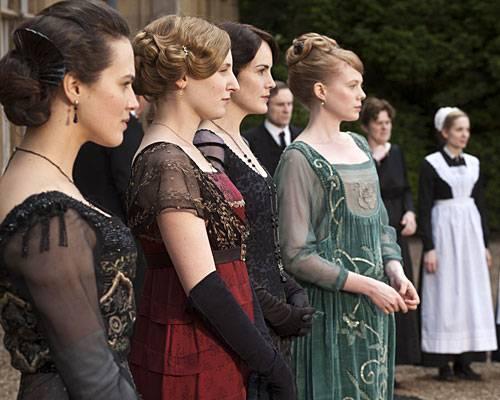 """Bianka wird gesund mit """"Downton Abbey"""""""