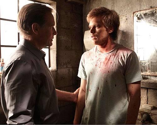 """Friederike stockt der Atem bei """"Dexter"""""""