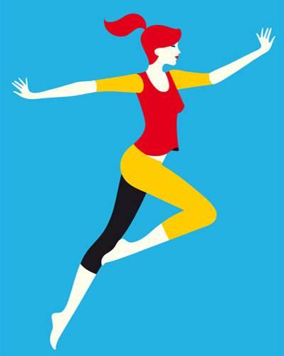 """Workout: Es ist so einfach wie bestechend - gemeinsam ist man stärker. Das gilt für Menschen, aber auch für Muskeln: Functional Training trainiert den Körper mit ganzheitlichen Bewegungen. Im Leistungssport und in der Reha wird es schon lange angewendet. Jetzt krempelt es auch den Freizeitsport um. Neue Kursformate wie """"deepWork"""", """"CXWorks"""" oder """"Naked Warrior"""" setzen das Prinzip Functional Training um, und Studios richten eigene Bereiche ein, in denen mit den speziellen Geräten trainiert wird. Stark ist das neue Schlank Das Workout ist so erfolgreich, weil es so wirkungsvoll ist: Es macht den Körper fitter, Kraft, Ausdauer, Schnelligkeit und Koordination werden gleichzeitig trainiert. Das beugt Verletzungen vor, bringt Körperstabilität und macht stark für den Alltag - und ganz nebenbei formt es die Figur. Dabei wird im Functional Training auf Kraftmaschinen verzichtet. Muskeln werden nicht als Beuger oder Strecker getrimmt, sondern als Muskelketten von den Beinen über Hüften und Po bis in den Schultergürtel mit natürlichen und komplexen Bewegungen wie z. B. Ausfallschritten, Klimmzügen, Sprüngen und Liegestützen. Einfach Übungen, die mit dem eigenen Körpergewicht arbeiten. Wer mehr will, kann aber auch zu den neuen Trainingsgeräten greifen. Sie bieten Widerstand oder sind wackelig, so dass die Muskeln gegenhalten müssen. Das Angebot ist groß. Die vier wichtigsten Geräte sind: TRX- oder Slingtrainer: Zwei Gurte hängen von der Decke oder an der Tür, die Trainierende hängt, lehnt oder stützt sich mit Händen oder Füßen in zwei Schlaufen und muss zusätzlich zu den Bewegungen den eigenen Körper ausbalancieren - das stabilisiert den Rumpf. Für einen ähnlichen Balance-Effekt sorgen auch zwei Turnringe an der Decke, ein großer Gymnastikball oder der halbrunde Bosu-Ball, auf dem man beispielsweise wackelige Kniebeugen absolviert. Kettlebells: Die Kugelhanteln mit Griff werden vor allem bei Schwungbewegungen eingesetzt und bringen den Körper dabei in seine natürlichen Bewegun"""