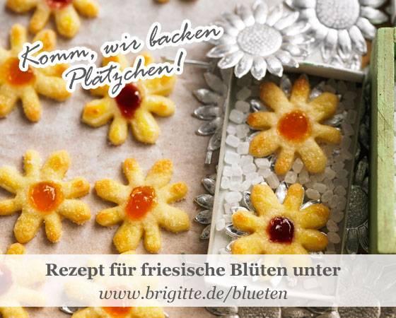 plätzchen: e-cards: einladung zum adventskaffee | brigitte.de, Einladung