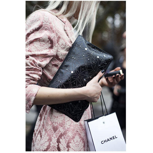 Paris, mon amour: Die Mode der Stadt