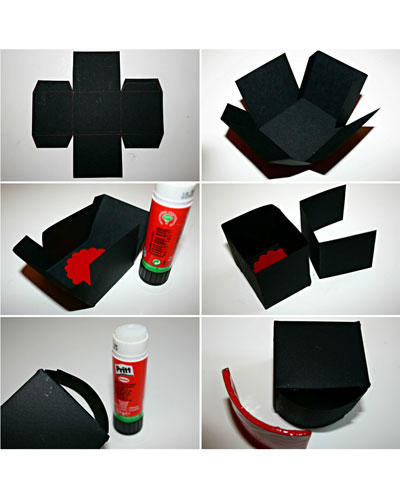 Schubladen für Minikommode