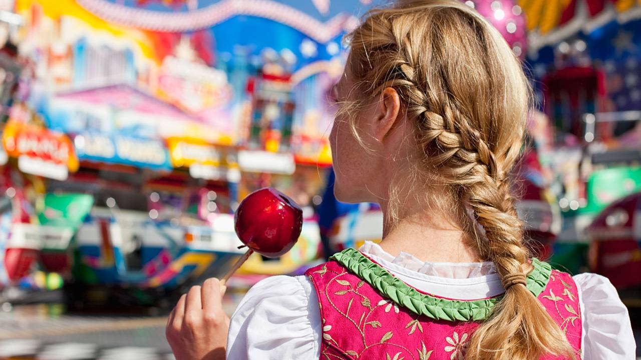 Schone wiesn frisuren