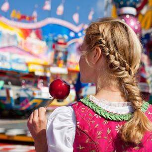 Oktoberfest-Frisuren: Die schönsten Dirndl-Frisuren 2019