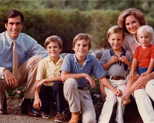 KARRIERE: Ann Romney